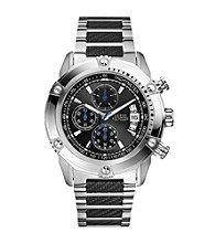 Guess Men's Chronograph Silver Sport Watch