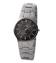 Skagen Denmark Men's Stainless Steel Link Watch