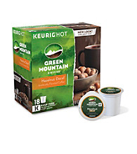 Green Mountain Coffee® Hazelnut Decaf 18-pk. K-Cup® Portion Pack
