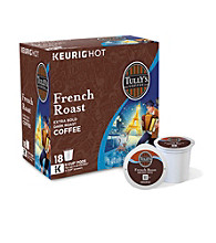 Tully's Coffee French Roast 18-pk. K-Cup® Portion Pack