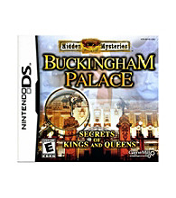 Nintendo DS Hidden Mysteries: Buckingham Palace