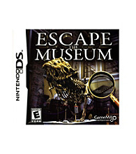 Nintendo DS® Escape The Museum
