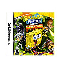 Nintendo DS® SpongeBob SquarePants Featuring Nicktoons: Globs of Doom