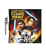 Nintendo DS® Star Wars: The Clone Wars®: Republic Heroes