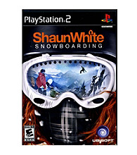 PlayStation® 2 Shaun White Snowboarding