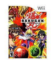 Nintendo® Wii® Bakugan Battle Brawlers