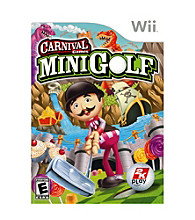 Nintendo® Wii® Carnival Games Mini Golf