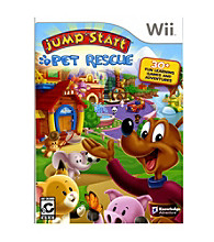 Nintendo® Wii® JumpStart® Pet Rescue