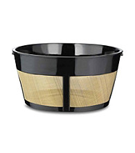 Medelco 4-Cup Permanent Basket Coffee Filter