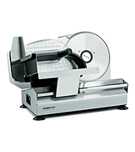Waring Pro Professional Electric Food Slicer - Brushed Stainless Steel