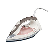 Kalorik Steam Iron Changes Color According to the Temperature Selected