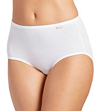 Jockey® Elance® 3-pk. Supersoft Briefs - White