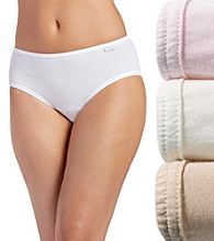 Jockey® Elance® 3-pk. Hipster Briefs - Cosmetic