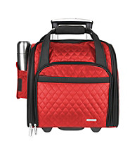 Travelon® Wheeled Underseat Carry-on Bag with Back-up Bag