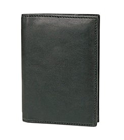 Travelon® Cowhide RFID Blocking Passport Case