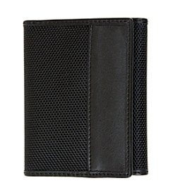 Travelon® RFID Blocking Tri-Fold Wallet - Black