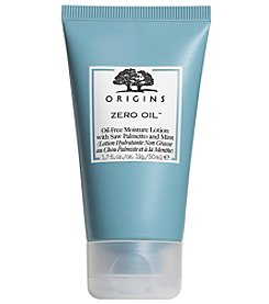 Origins Zero Oil™ Oil-Free Moisture Lotion with Saw Palmetto & Mint