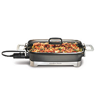 Hamilton Beach® Electric Skillet