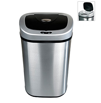 Nine Stars Infrared Touchless Automatic 21.1-Gallon Trash Ca