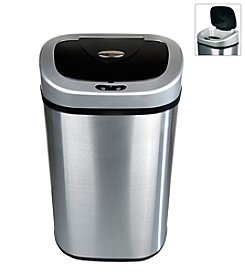 Nine Stars Infrared Touchless Automatic 21.1-Gallon Trash Can