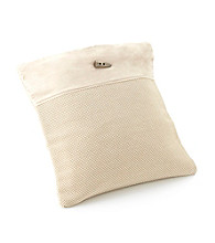 Chicology® Audrick Set of 2 Pillow Covers with Decorative Tassel - Milk Tea
