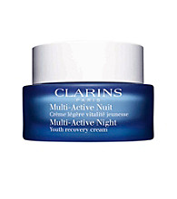 Clarins® Multi-Active Night Youth Recovery Comfort Cream