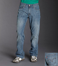 Levi's® Men's Red Tab ™527™ Jeans - Medium Chipped