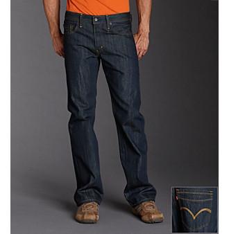 Levi's® Men's Red Tab ™527™ Jeans - Dark Blue