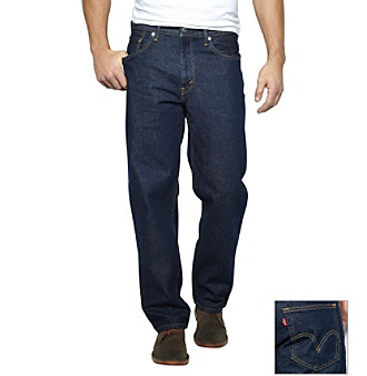 Levi's® Men's Red Tab™ 550™ Jeans - Rinse