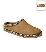 Deer Stags® Men's Slipperooz Indoor-Outdoor Slippers - Chestnut