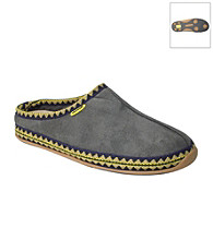 Deer Stags® Men's Slipperooz Indoor-Outdoor Slippers - Gray