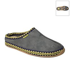 Deer Stags® Men's Slipperooz Indoor-Outdoor Slippers - Grey