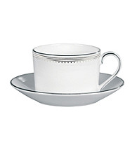 Vera Wang® Grosgrain Teacup or Saucer
