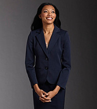 Anne Klein® Midnight Sky 2-button Jacket