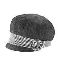 San Diego Hat Co.® Denim Cap - Black