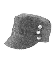San Diego Hat Co.® Three Button Cap