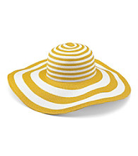 San Diego Hat Co.® Spiral Striped Crusher Hat