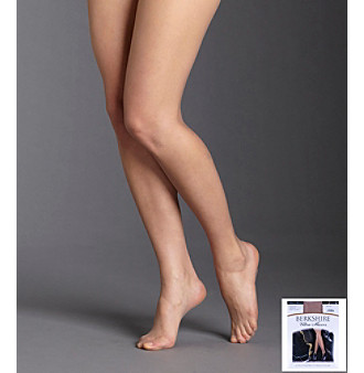 Berkshire® Ultra Sheer Sandalfoot Pantyhose with Control Top
