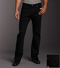 Levi's® Men's Red Tab™ 514™ Black Straight Fit Jeans