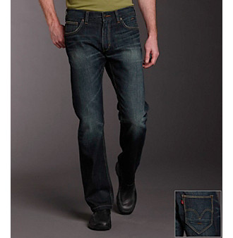 Levi's® Men's Red Tab™ 514™ Slim Straight Fit Jeans - Green Ice