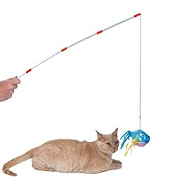 ABC Pet® Fishing Pole Cat Toy