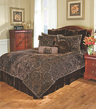 Circa Brown Bedding Collection by Chelsea Frank®
