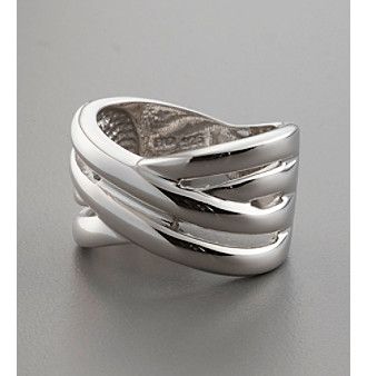 Sterling Silver Braided Ring