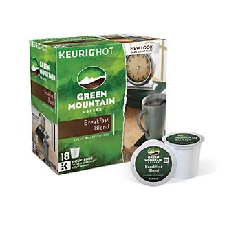 Keurig Green Mountain Coffee® Breakfast Blend 18-pk. K-Cup® Portion Pack