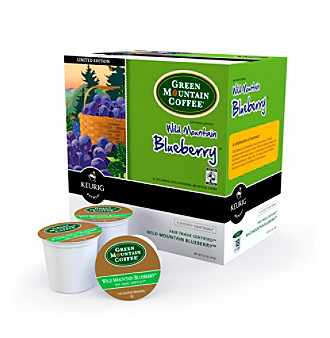 Green Mountain Coffee® Wild Mountain Blueberry 18-pk. K-Cup® Box