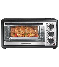 Hamilton Beach® 6 Slice Capacity Toaster Oven