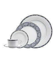 Nikko Perennial Gray 5-Piece Place Setting