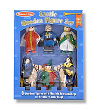 Melissa & Doug® Castle Wooden Figure Set