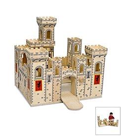 Melissa & Doug® Folding Medieval Castle