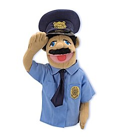 Melissa & Doug Police Officer Puppet
